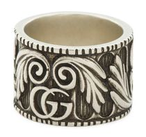 GUCCI GG Marmont 15mm Ring