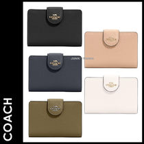 ★追跡&関税込【COACH】MEDIUM CORNER ZIP WALLET