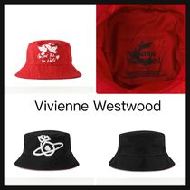 【Vivienne Westwood】10TH ANNIVERSARY/SONNET バケット ハット