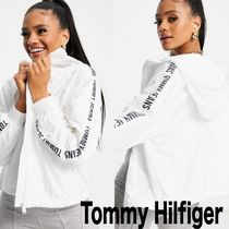 ■Tommy Jeans■ 袖ロゴ テープスリーブ ウインドブレーカー