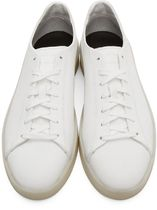 ☆ESSENTIALS White Tennis Court Low Sneakers 国内発送 正規品