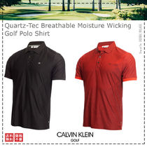 Calvin Klein Golf / 21SS / Quartz-Tec Golf Polo Shirt