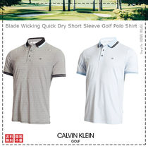 Calvin Klein Golf / 21SS / Blade Quick Dry Golf Polo Shirt