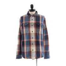 Outer known(アウターノウン) シャツ Outer known::ブランケットシャツ:M[RESALE]
