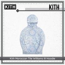 {Kith} Moroccan Tile Williams III Hoodie 送料関税込