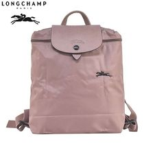 国内即発★Longcham★Le Pliage Club BACKPACK バックパック