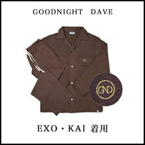 EXO・KAI着用☆国内発送☆【GOODNIGHT DAVE】ルームウェアセット