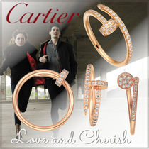 Cartier(カルティエ) 指輪・リング 国内発送★Cartier★メンズ★JUSTE UN CLOU RING★ダイヤ★PG