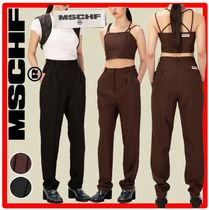 MISCHIEF(ミスチーフ) パンツ ☆人気☆【MISCHIEF】☆PROJECT MAGO_TAILORED PINTUCK TROUSERS
