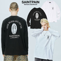 ★SAINTPAIN★送料込み★SP OVER FIT GOD BLESS ALL LONG SLEEVE