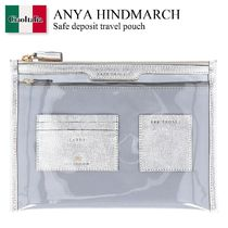 Anya Hindmarch Safe deposit travel pouch