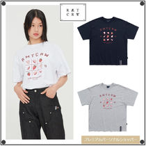 日本未入荷ROMANTIC CROWNのSTRAWBERRY BINGO TEE 全3色