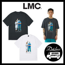 LMC MEDICAL WORKERS TEE LM49 追跡付