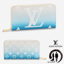 [LOUIS VUITTON] 21SS 限定 グラデーション ジッピー ウォレット