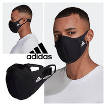 【Adidas】MOLDED FACE COVERマスク/イヤーループ付き