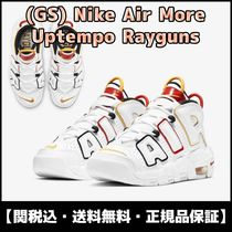 ★関税/送料込★ NIKE GS Air More Uptempo Rayguns DD9282-100