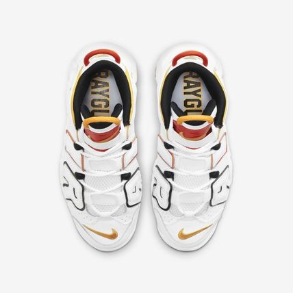 Nike キッズスニーカー ★関税/送料込★ NIKE GS Air More Uptempo Rayguns DD9282-100(6)