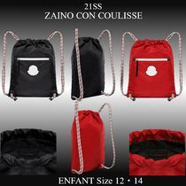21SS★新作★MONCLER★ZAINO CON COULISSE バックパック