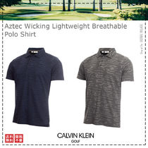 Calvin Klein Golf / 21SS / Aztec Wicking Polo Shirt