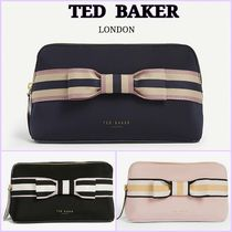 TED BAKER(テッドベーカー) ポーチ 国内発送*TED BAKER*INDAHH メイクアップ ポーチ 3色*