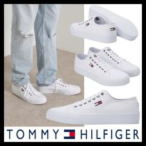 [TOMMY HILFIGER] Canvas Sneakers