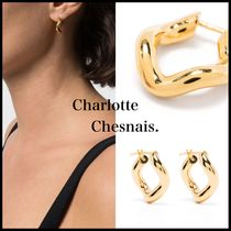 Charlotte Chesnais Wave フープピアス