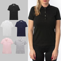 [LACOSTE] 21SS Slim Fit Pique ポロ半袖シャツ (5色)