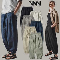 ★WV PROJECT★韓国 Lowky banding cool balloon Pants CJLP7492