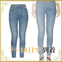 SEAL◆RE/DONE Denim trousers