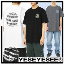 YESEYESEE(イェスアイシー) Tシャツ・カットソー ★送料・関税込★YESEYESEE★Y.E.S Space Te.e★Tシャツ★人気