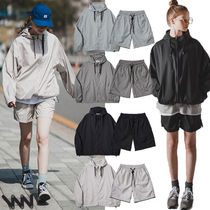 ★WV PROJECT★2点SET★Picnic light hood Jacket+short Pants