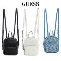 GUESS*Clayton Backpack*可愛いロゴ・バックパック*送関税込
