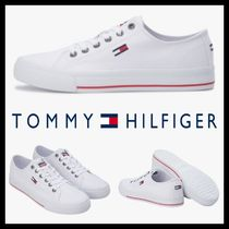 [TOMMY HILFIGER] Virginia Canvas Sneakers