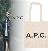 【A.P.C】LOU CANVAS トートバッグ