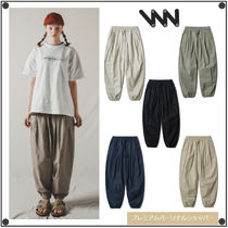 WV PROJECTのunisex Lowky banding cool バルーンパンツ 全6色