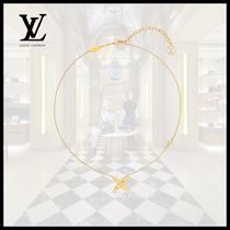 Louis Vuitton(ルイヴィトン)LOUISETTE NECKLACE Gold