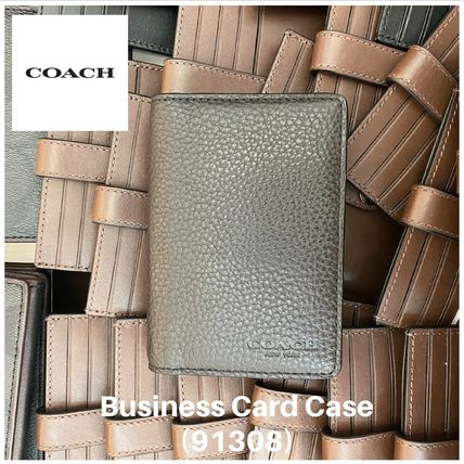 【COACH】☆91308☆カードケース/名刺入れ☆Business Card Case