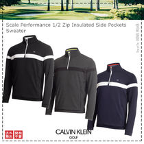 Calvin Klein Golf / 21SS / Scale Performance Pockets Sweater