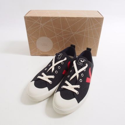 VEJA::NOVA CANVAS / BLACK PEKIN:FR42[RESALE]