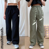 ★muahmuah★送料込み★正規品 MUAH COOLING WIDE BANDING PANTS