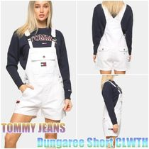 ☆*:..TOMMY JEANS..:*☆Dungaree Short CLWTH