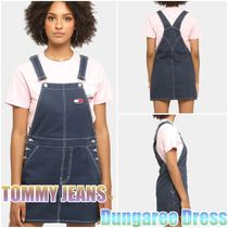 ☆*:..TOMMY JEANS..:*☆Women's Dungaree Dress