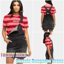 ☆*:..TOMMY JEANS..:*☆Classic Dungaree Dress