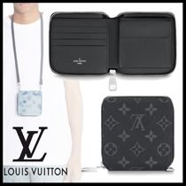 LOUIS VUITTON ジッピー コンパクト ウォレット モノグラム 財布