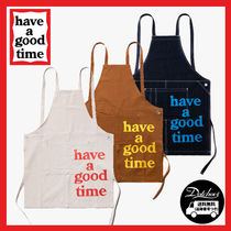 have a good time(ハブアグットタイム) エプロン have a good time Logo Apron NE3361 追跡付