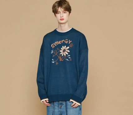 CPGN STUDIO☆NCT ドヨン着用☆SYNERGY COMME SWEATER 全2色