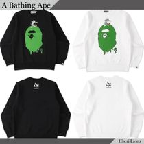 A Bathing Ape BAPE X TOM AND JERRY PAINTING 2色 送料込み