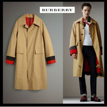 BURBERRY /Bonded Oversized Car Coat【送料関税込】