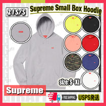 【21SS】SUPREME Small Box Hooded Sweatshirt