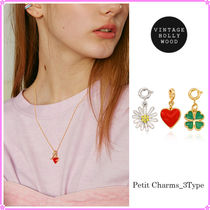 【VINTAGE HOLLYWOOD】Petit Charms~ネックレス用チャーム 全3種